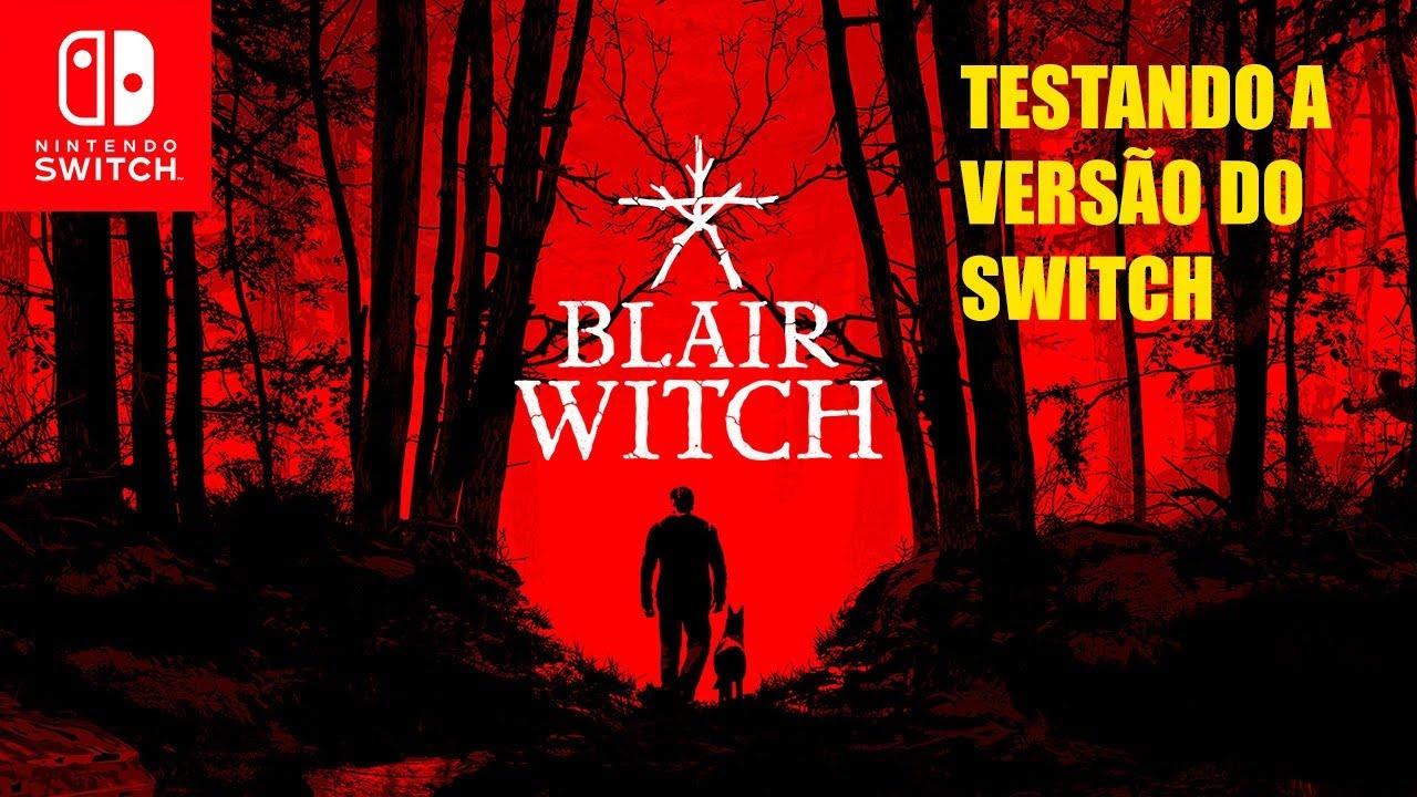 Blair Witch Game - Versão do Nintendo Switch (PT-BR)