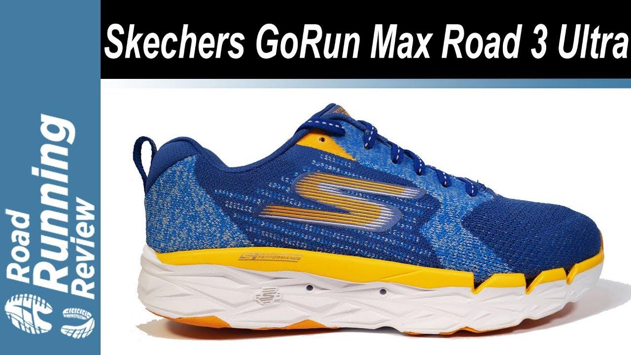 Farmacología por supuesto Recoger hojas  Skechers GoRun Max Road 3 Ultra Preview | Un colchón a peso ...