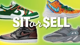 2019 Sneaker Releases: SIT or SELL October (Part 2)