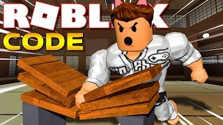 Roblox | HARD AS IRON HAND TRAINING-Karate Chop Simulator (Code) | Kia Breaking