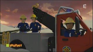 Sam le pompier en francais Saison 4 ♥ Le super pingouin