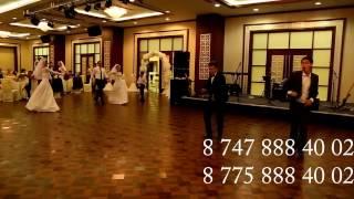 Шоу парад невест. Шоу в Астане.  Шоу программа на свадьбу в Астане. Новинки 2016 года