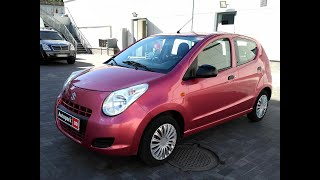 АВТОПАРК Suzuki Alto 2011 года (код товара 22118)
