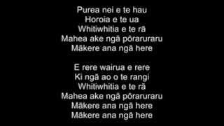 Download Video Waiata - Purea Nei MP3 3GP MP4