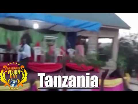 TANZANIA Thunders on WORLDWIDE VISION DAY 7.3.17