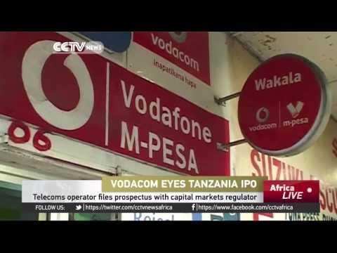 Vodacom in Tanzania files prospectus with capital markets regulator