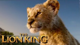 The Lion King Trailer #2