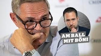 Neuer Nati-Direktor: Redet jetzt Tami Klartext mit Petkovic? (Am Ball mit Böni)