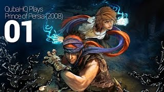 QubaHQ Plays Prince of Persia (2008) Part 01