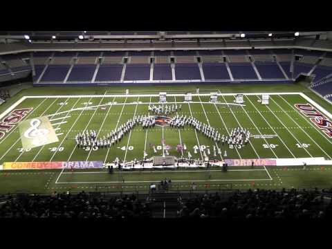 Cedar Park High School Band 2015 - UIL 5A Texas State Marching Contest