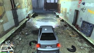GTA 5 Mark Getaway Location Görevi
