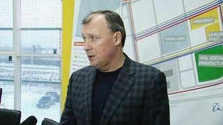 Алексей Орлов передал Верхней Салде новую «Скорую» и посетил «Титановую долину»