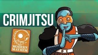 Modern Mayhem: CrimJitsu (Modern, Magic Online)