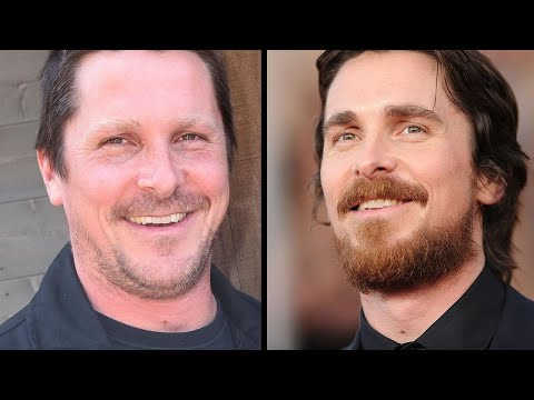 Christian Bale Looks Nearly Unrecognizable as Dick Cheney in Upcoming Film -- See His Weight Gain!