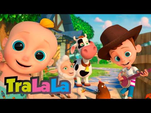 Prietenii de la ferma – Cantece pentru copii TraLaLa – Cantece pentru copii in limba romana