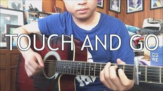 Touch and Go | Ed Sheeran | Fingerstyle Guitar