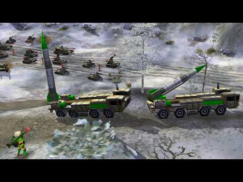 Command and Conquer: Generals - China 07