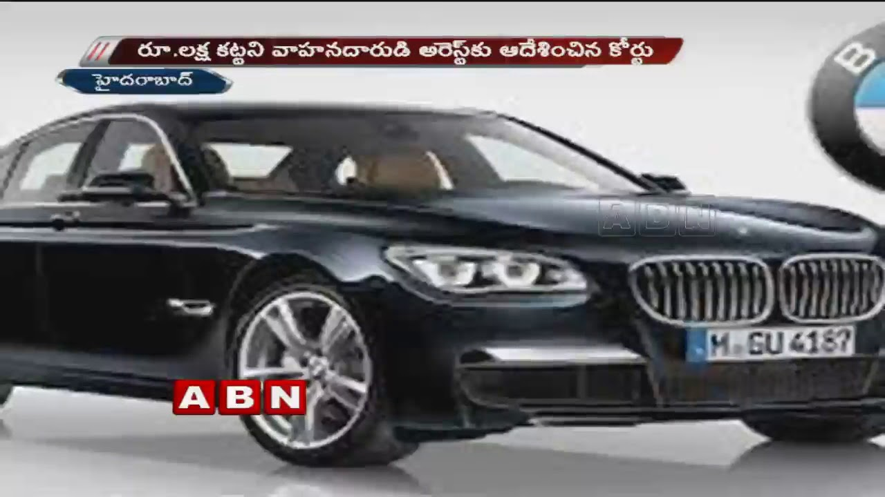 Bmw Full Form In Telugu >> Vehicle Owner Pays1 Lakh Fine For Breaking The Traffic Rules Abn