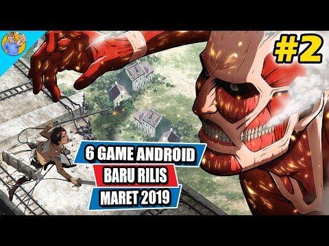 6 Game Android Terbaru Dan Terbaik Rilis Minggu Kedua Maret 2019