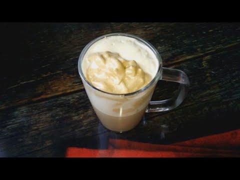 КАПУЧИНО домашний за 3 минуты без кофемашины CAPPUCCINO #ДомовитаяХозяйка