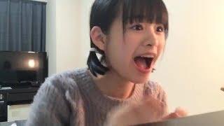 2018/2/2 21:38~ NGT48 チームNⅢ 高倉萌香のSHOWROOM配信.