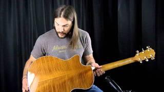 Taylor 614-CE Acoustic Guitar Review