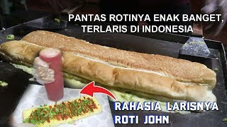 BONGKAR RESEP ROTI JOHN YANG LAGI HITS ! ! ROTI PALING RAME DAN LARIS DI INDONESIA