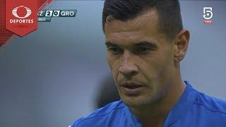 Penal de Caraglio | Cruz Azul 3 - 0 Querétaro | Clausura 2019 - Jornada 13 | Televisa Deportes
