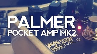 Sessions - Ep 16 (Review: Palmer Pocket Amp MK2) Ramzi Ramman