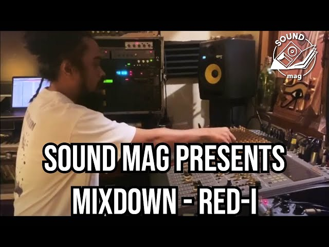 MIXDOWN: Red I
