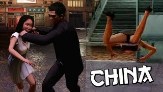 How To Get Chinese Women (Sleeping Dogs)