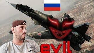REACTION TO NEW-2009 Sukhoi Su-47 Berkut Golden Eagle - HQ - High QUality