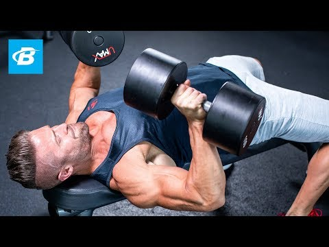 Download Youtube: Blow Up Your Chest Workout | Mike Hildebrandt