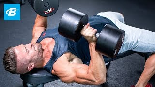 Blow Up Your Chest Workout | Mike Hildebrandt