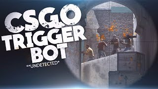How To Use Trigger Bot Script In CSGO *Undetectable* 2018 AHK | Gaming With Zahin