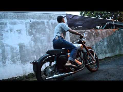 Norton Big 4 1956 North Jakarta Indonesia
