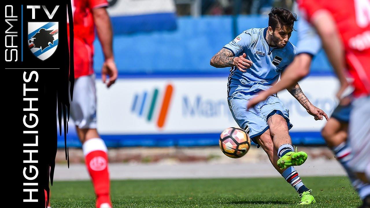 Highlights: Sampdoria-Lugano 2-0