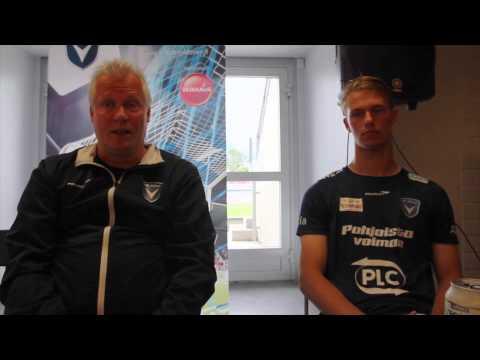 ACOTV - Jälkipelit ottelusta AC Oulu - FC Jazz 4.7.2015
