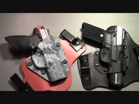 Old faithful holsters review: Build your own hybrid custom holster
