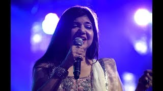 Alka Yagnik Live Performance | Bole Chudiyan Bole Kangna Song | Romantic Songs | Bollywood Songs2018