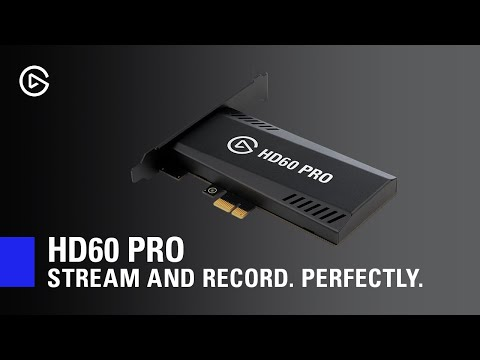 Elgato Game Capture HD60 Pro Trailer