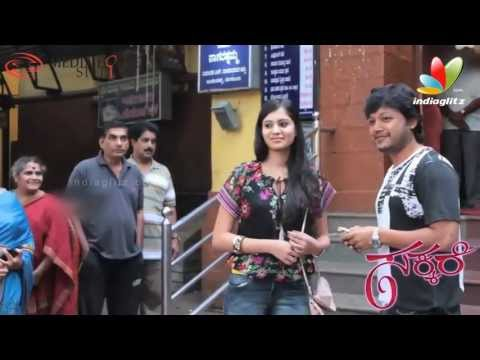 Sakkare Movie Making | Ganesh, Deepa Sannidhi, Ananth Nag | Latest Kannada Movie Travel Video