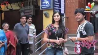 Sakkare Movie Making | Ganesh, Deepa Sannidhi, Ananth Nag | Latest Kannada Movie
