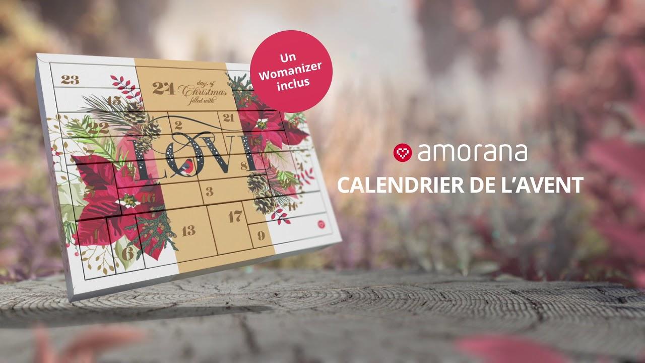 Calendrier De Lavent 2019 Adulte.Acheter Le Calendrier De L Avent Adulte 2019 Premium Amorana Ch