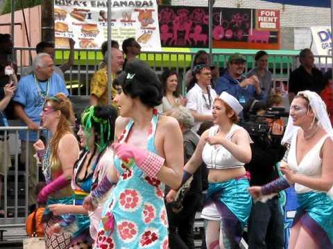 Mermaid Parade 2009 - 2