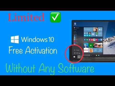 Active Windows 10 - August 2019 (100% Working)