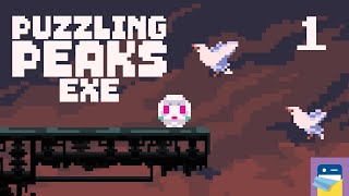Puzzling Peaks EXE: iOS Gameplay Walkthrough Part 1 (by Appsir / Darius Immanuel Guerrero)