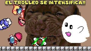 El TROLLEO se INTENSIFICA !! - Jugando Diagonal Mario 2 con Pepe el Mago (#2)