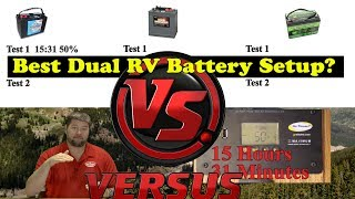 What Is The Best RV Battery Setup?