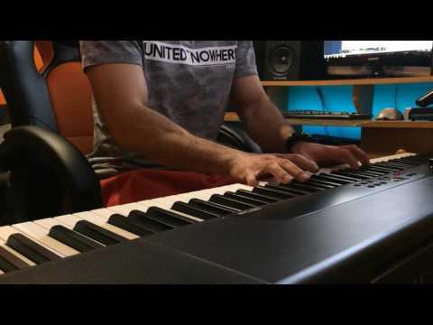 Alan Walker- Alone & Faded (piano cover)